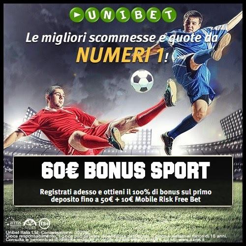 Bonus senza deposito immediato scommesse sportive